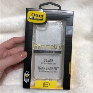 NEW Otterbox Symmetry Case for iPhone 7/8
